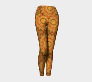 image of seville surprise yoga leggings
