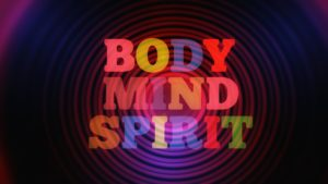 Image of Body Mind and Spirit Text